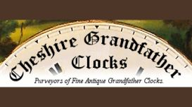 Cheshire Grandfather Clocks
